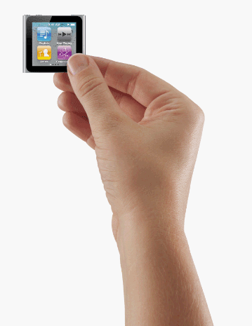 new ipod nano