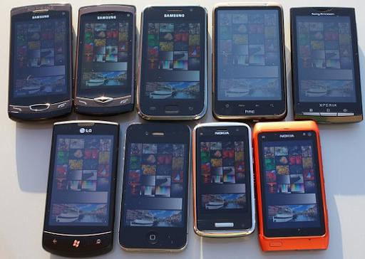 2011 smartphones