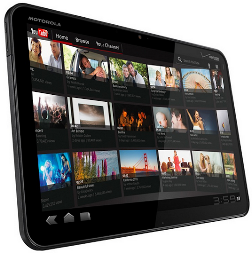 motorola xoom