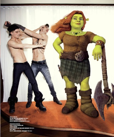 Shrek by Ellen Von Unwerth for VMAN 02.jpg