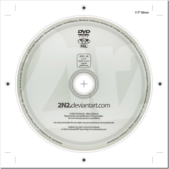 dvd-label