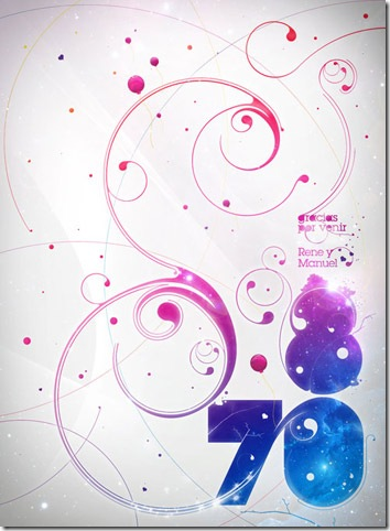 50  High-impact Illustrated Vector Posters