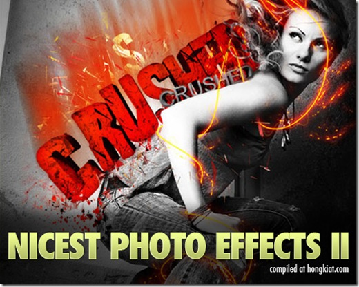 30  Nicest Photoshop Photo Tutorials