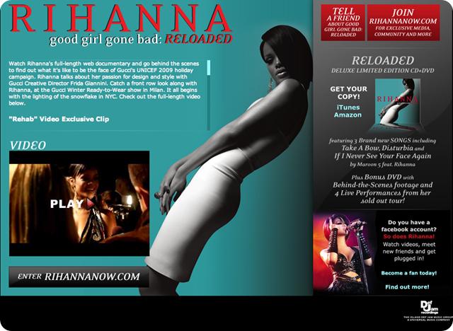 Rihanna Now