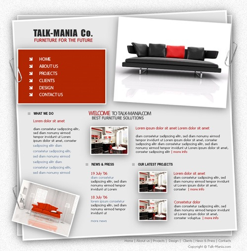 Interior Design Layout1