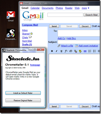 ChromeMailer