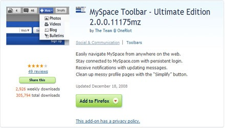 myspace-ultimate