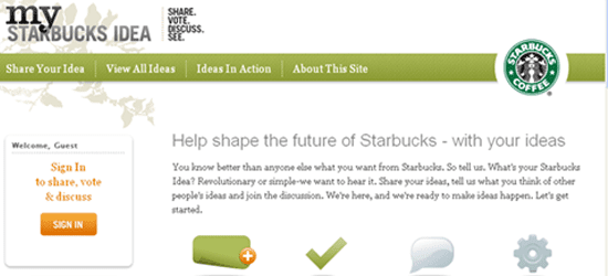 mystarbucksidea.force -css design