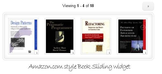 Amazon.com-style-Book-Slidi