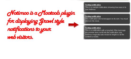 Mootools-plugin
