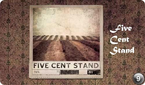 Five-Cent-Stand