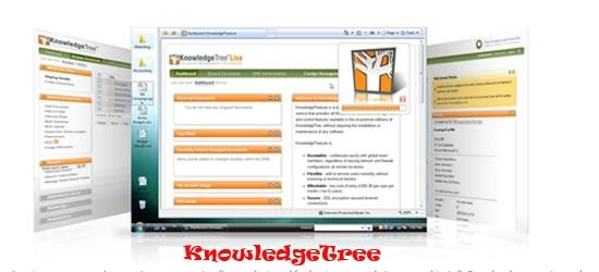 KnowledgeTree : Free Document Management Application