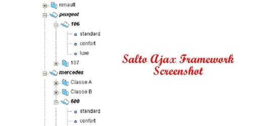 Salto-Ajax-Framework