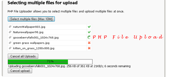 PHP-File-Upload