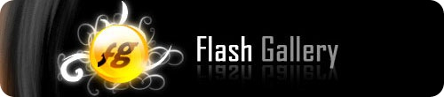 Flash Gallery - Create your flash slideshow easily