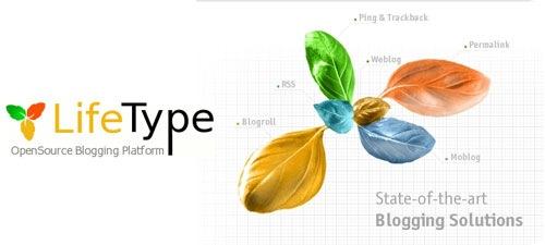 LifeType - Open source Blogging Platform