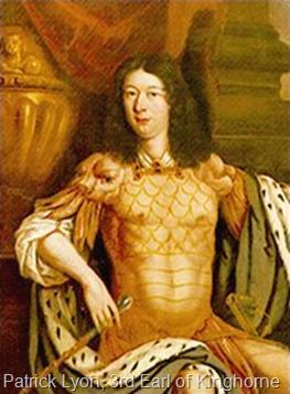 Patrick Lyon, 3rd Earl of Kinghorne