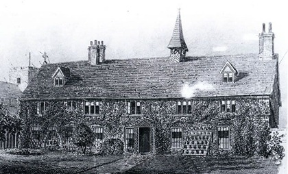 The Manor House, Northfleet, Kent