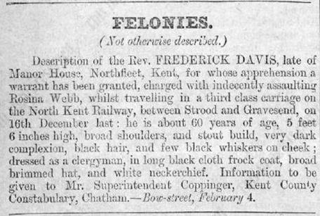 Police Gazette, 4 February 1878