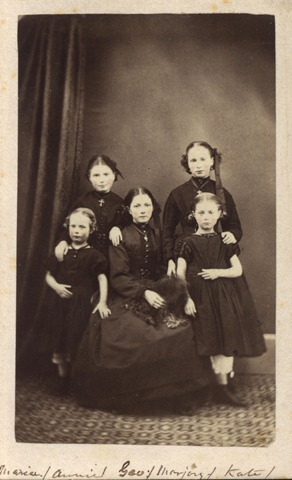 5 daughters of John Lowe & Cecilia Malcolm