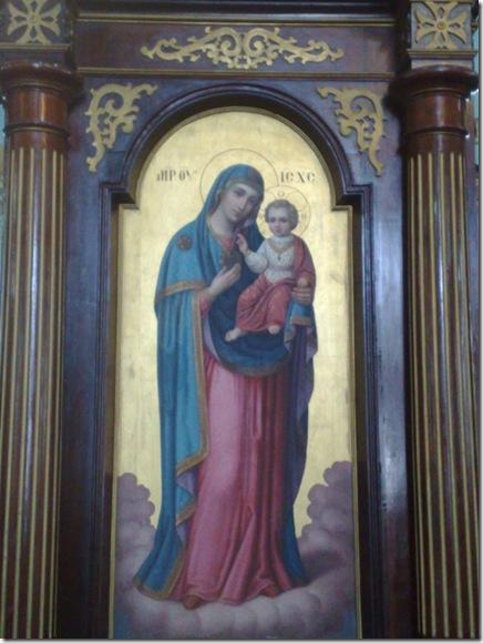 40. Ícone da Teotokos