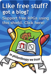 Click here to find out how to support free RPG on your blog