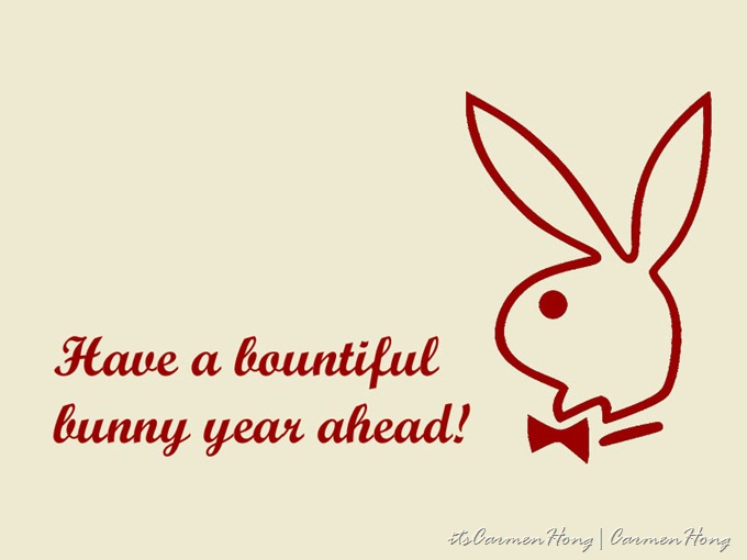 Bunny Year! copy