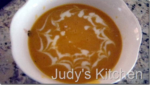 dr oz pumpkin soup