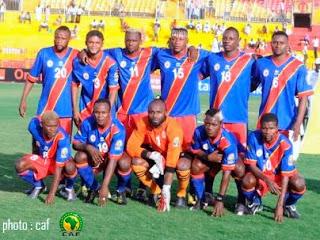 – Les Léopards de la RDCongo, CHAN Soudan 2011.