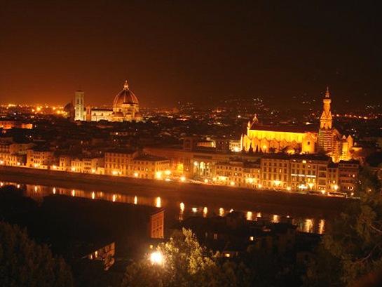 Florença- Itália Museu a céu aberto