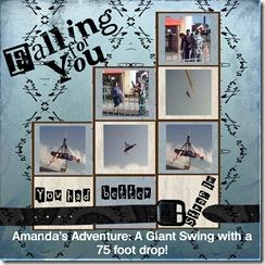 Amanda's Adventure