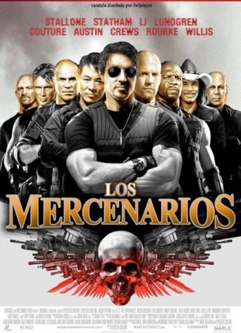 Los mercenarios los indestructibles 2010   [Latino] (Descargar Gratis)