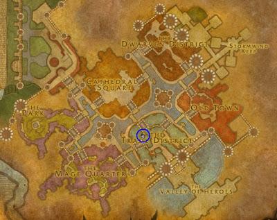 World Of Warcraft Bugs Amp Tricks Under Stormwind