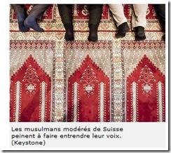 musulmans modérés