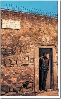 Abdirashid Piazza Bernini