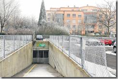 Dès mi-février, les requérants seront logés dans l'abri PCi situé près du quartier des