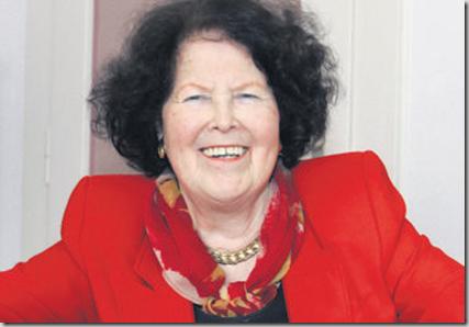 Christiane Mathys-Reymond est décédée alors qu'elle avait en tête bien des projets, notamment celui d'écrire un second livre. Photo Olivier Allenspach