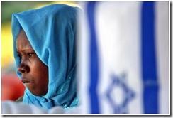 réfugiée soudanaise israel