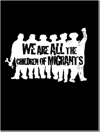 all children of migrants
