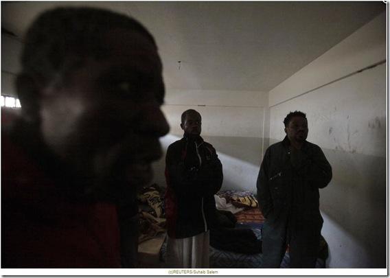 libye africains