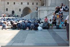 Turkia 2009 - Estambul  -Nueva Mezquita, Eminonu    249