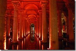 Turkia 2009 - Estambul - Cisterna de Yerebatan - 159
