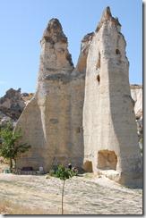 Turkia 2009 - Capadocia - Parque Nacional de Göreme  - 659