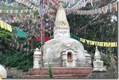 Nepal 2010 -Kathmandu, Swayambunath ,- 22 de septiembre   12