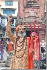 Nepal 2010 -Kathmandu, Durbar Square ,- 22 de septiembre   14
