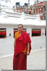 Nepal 2010 - Kathmandu ,  Estupa de Bodnath - 24 de septiembre  -    16