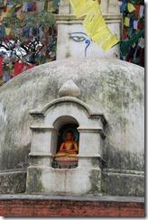 Nepal 2010 -Kathmandu, Swayambunath ,- 22 de septiembre   17