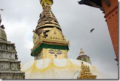 Nepal 2010 -Kathmandu, Swayambunath ,- 22 de septiembre   27