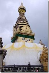 Nepal 2010 -Kathmandu, Swayambunath ,- 22 de septiembre   35