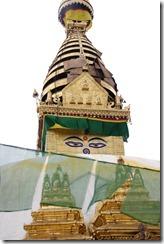Nepal 2010 -Kathmandu, Swayambunath ,- 22 de septiembre   64